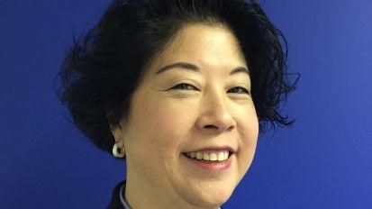 Vivi Chow, CASA Volunteer since 2007