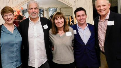 The Manuel D. and Rhoda Mayerson Foundation Named Community Builder
